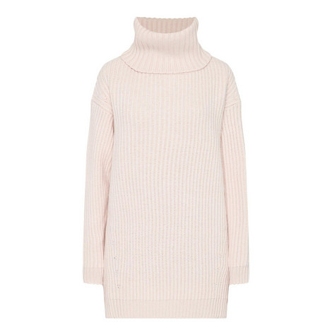 Disa Wool Polo Neck Sweater, ${color}