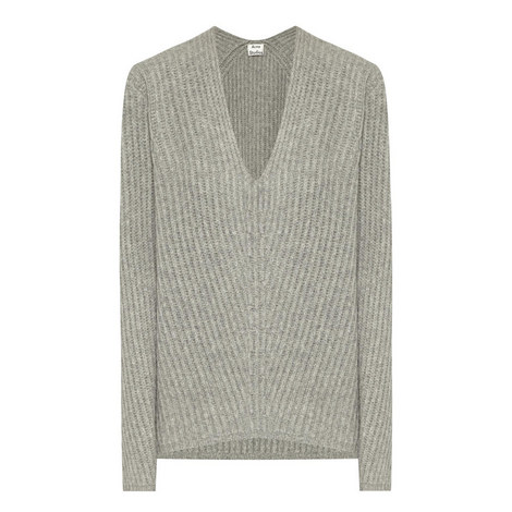 Deborah Ribbed Wool Sweater, ${color}