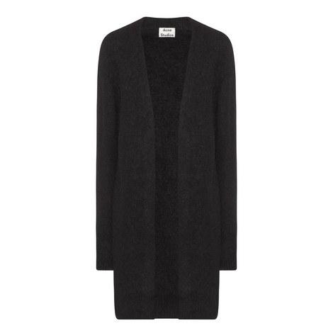 Raya Longline Knitted Cardigan, ${color}