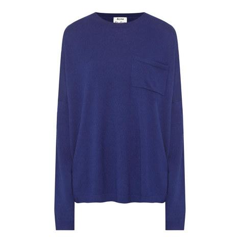 Libbie Oversized Pocket Sweater, ${color}
