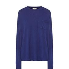 Libbie Oversized Pocket Sweater