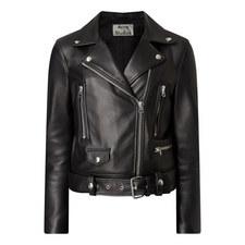 Mock Biker Jacket