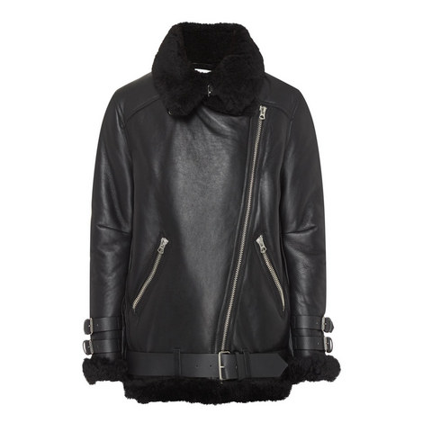 Velocite Leather Jacket, ${color}