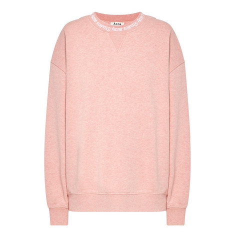 Yana Ribbed Sweatshirt, ${color}