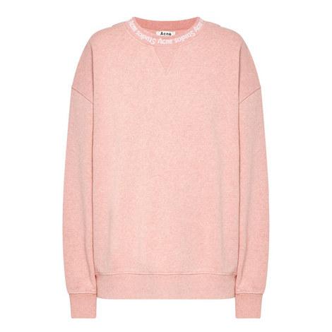 Yana Ribbed Sweatshirt, ${color}