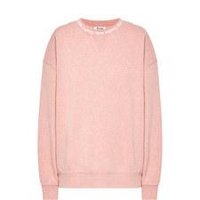 Yana Ribbed Sweatshirt