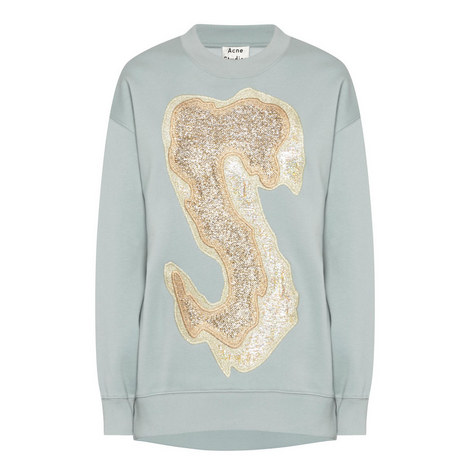Karvel Appliqué Sweatshirt, ${color}