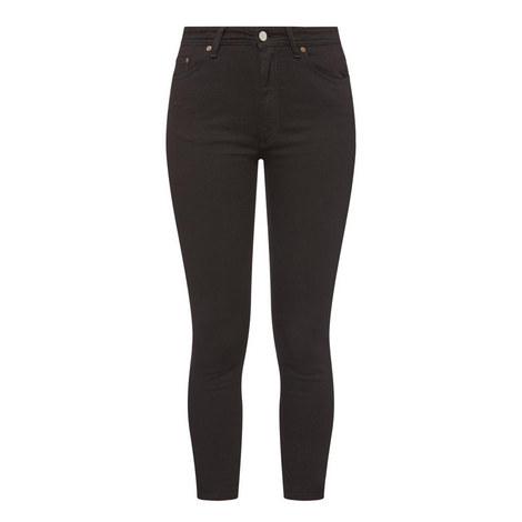 Peg Five-Pocket Jeans, ${color}