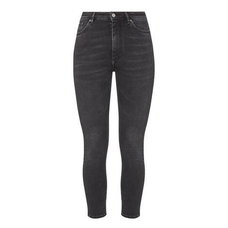 Skinny Five-Pocket Jeans, ${color}