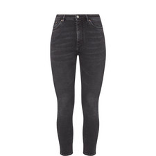 Skinny Five-Pocket Jeans