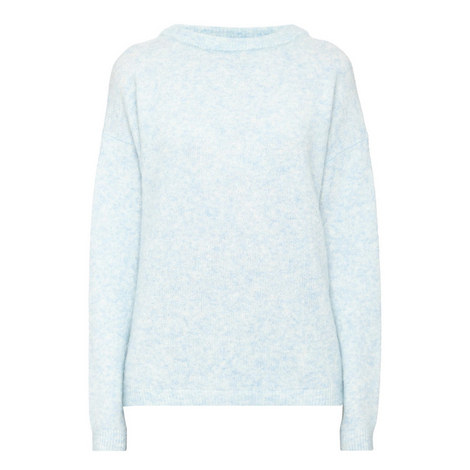 Dramatic Mohair Sweater, ${color}