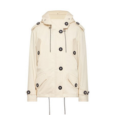 Cropped Parka
