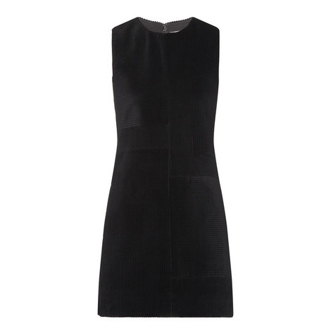 Velvet Shift Dress, ${color}