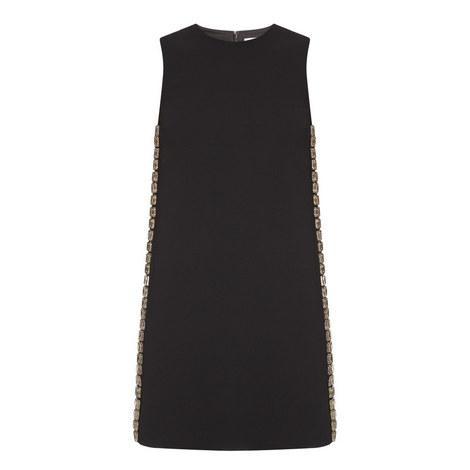 Bejewelled Side Dress, ${color}