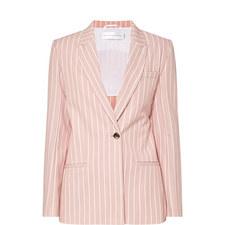 Stripe Tailored Jacket