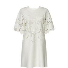 Floral Lace Detail Dress