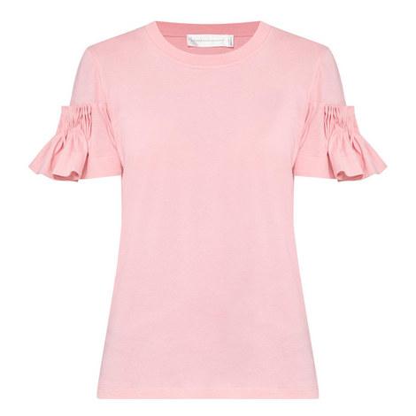 Cartridge Pleat T-Shirt , ${color}