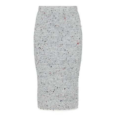 Column Knit Skirt, ${color}