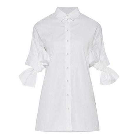 Bow Sleeve Shirt, ${color}