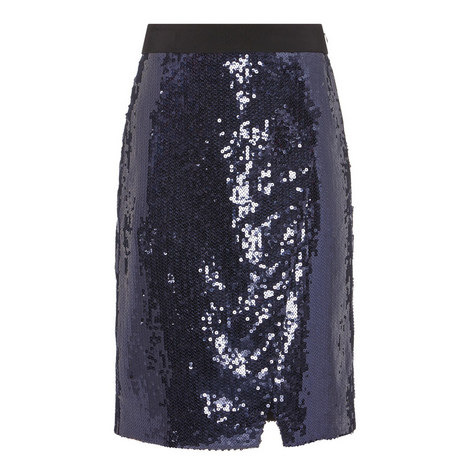Sequin Skirt, ${color}