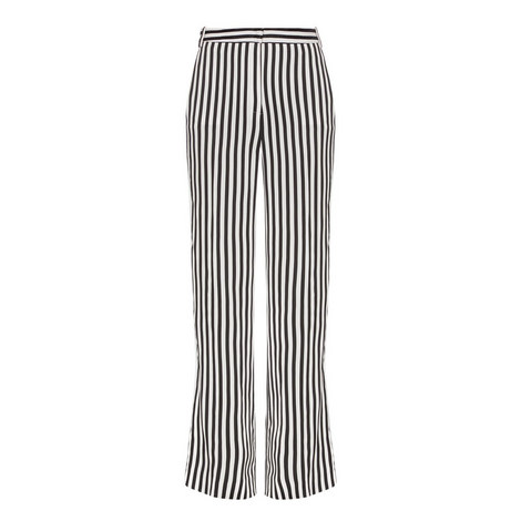 Relaxed Fit Tuxedo Trousers, ${color}