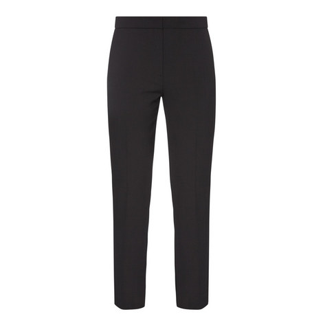 Straight Fit Tailored Trousers, ${color}