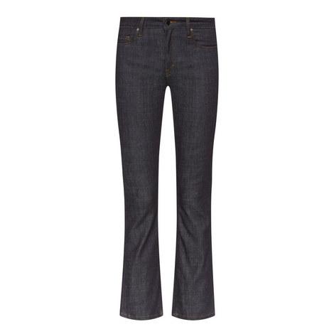 Raw Crop Jeans, ${color}