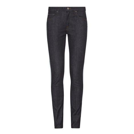Stripe Detail Jeans, ${color}
