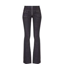 Slim Flare Jeans