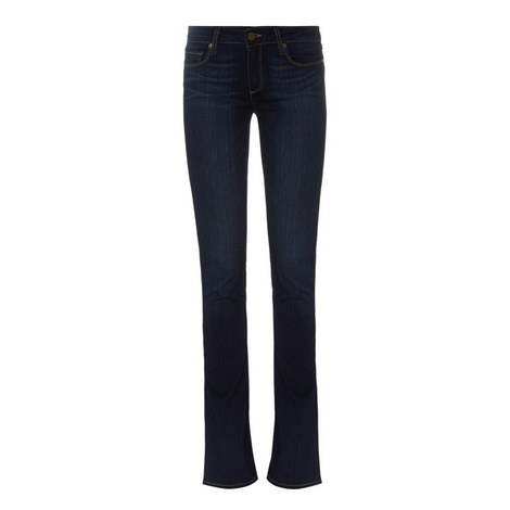Manhattan Bootcut Jeans, ${color}
