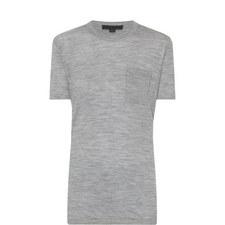 Wool Mix T-Shirt