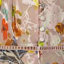 Delia Floral Print Dress, ${color}