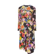 Christine Floral Embellished Dress