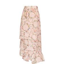 Flora Wrap Skirt
