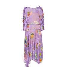 Ermin Floral Dress