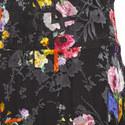 Denisa Floral Midi Skirt , ${color}