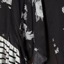 Veronika Monochrome Printed Skirt, ${color}
