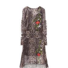 Selina Long Sleeve Dress