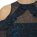 Zacharia Cold-Shoulder Top, ${color}