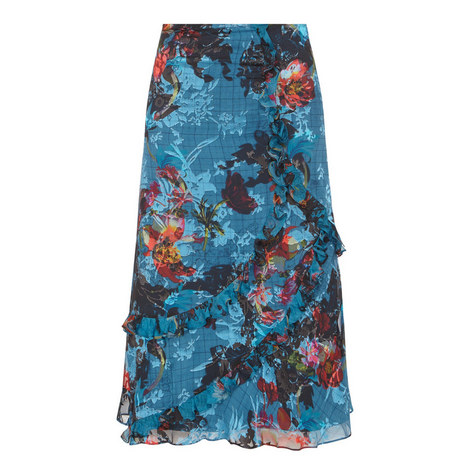 Angelica Floral Skirt , ${color}