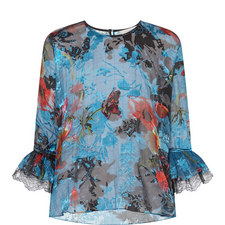 Lissie Floral Top