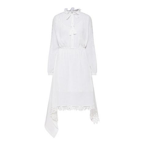 Astra Jacquard Dress, ${color}