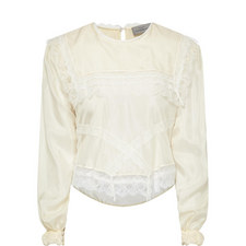 Keira Silk Blouse