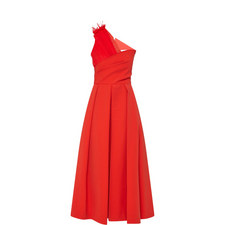 Edie One-Shoulder Maxi Dress