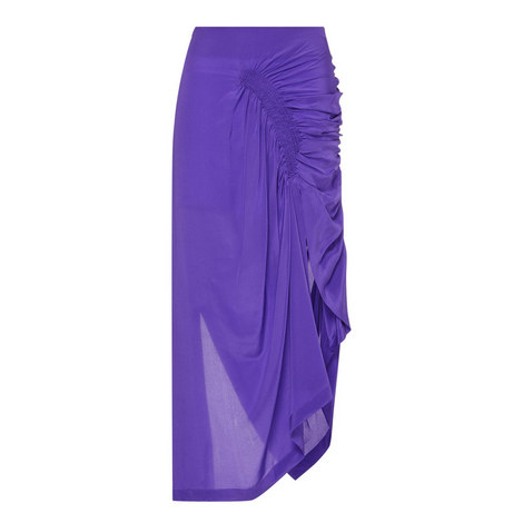 Reese Ruched Skirt, ${color}