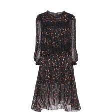 Antoinette Peony Dress