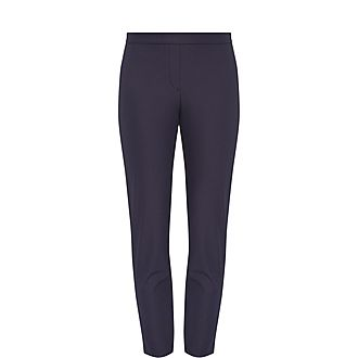 Thaniel Cropped Trousers