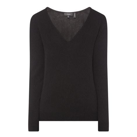 Adrianna V-Neck Sweater, ${color}