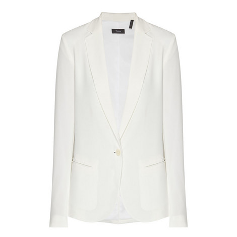 Robiva Single Breasted Blazer, ${color}