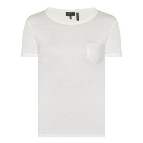 Kesza Patch Pocket T-Shirt, ${color}